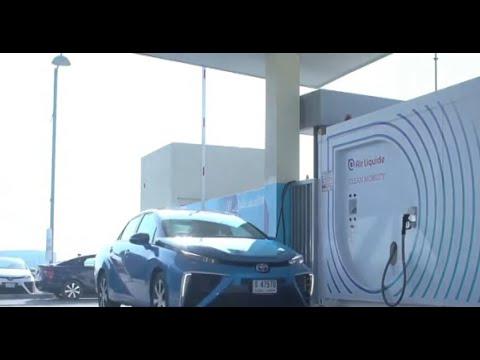 تكنولوجيا | إفتتاح أول محطة #هيدروجين في #الإمارات  - نشر قبل 13 ساعة