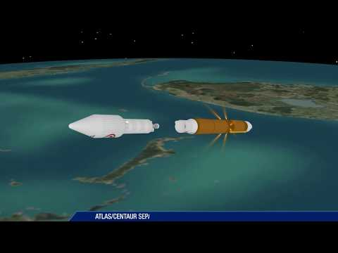 Atlas V NROL-52 Mission Profile