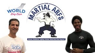 Jeris Pugh Of Martial Arfs Dog Training & Fitness Centers