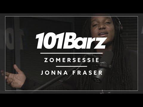 Jonna Fraser - Zomersessie 2018 - 101Barz