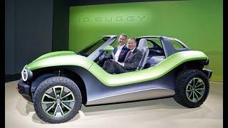 Volkswagen Press Conference at Geneva Motor Show 2019