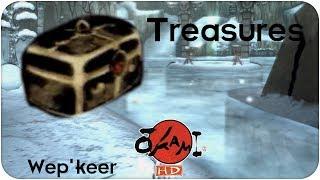 Okami HD Gameplay Walkthrough Wep'keer Treasure Chest Locations