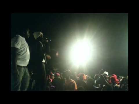 IWAN performs Am A Gideon Mixtape Launch Accra NewTown Street Carnival