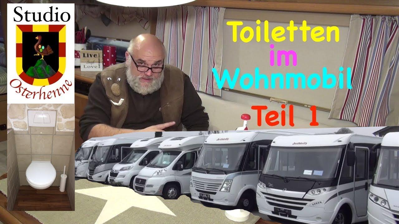 toiletten test bei wohnmobilen dethleffs 2018 teil 1 camping wc von den gr en her tipps. Black Bedroom Furniture Sets. Home Design Ideas