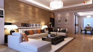 Modern Living Room Interior Design Ideas | Small Living Room Home Decorating Ideas