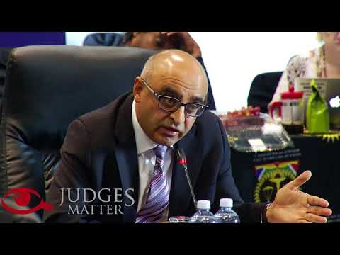 JSC interview of Judge B Vally for the Competition Appeal Court (Judges Matter)