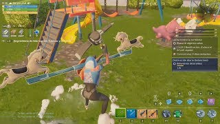Fortnite Save the World Daily Missionary Destroy 6 Rockies (Easy)