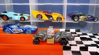 JNR The Cat vs The Rats on the Hot Wheels Race Crate 20181109 Jammers