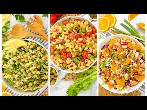3-pasta-salad-recipes- -no-mayo-easy-summer-entertaining