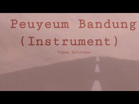 Peuyeum Bandung #cover instrumental