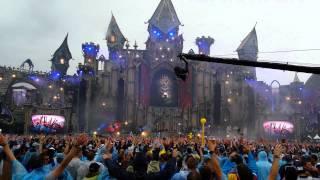 Tomorrowland 2015 - DVBBS sitdown and tsunami