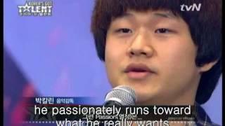 Video [Korea's Got Talent] Homeless Boy Sung-bong Choi!!! With An Amazing Voice Singing Opera download MP3, 3GP, MP4, WEBM, AVI, FLV Agustus 2018