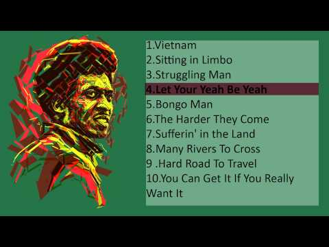 Jimmy Cliff Island Reggae Greats Full Album
