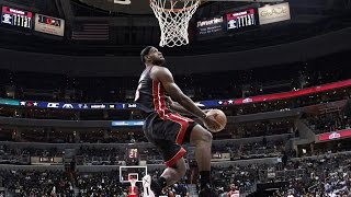 LeBron James Absolutely All Playoffs Dunks  /HD/