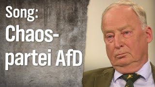Song: Chaos-Partei AfD