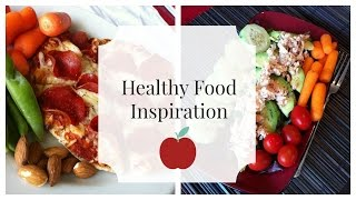 Healthy Food Pictures - Inspiration