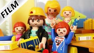 Playmobil Film deutsch   JULIANS neuer MITSCHÜLER   NEUER Fiesling in der Grundschule? Kinderserie