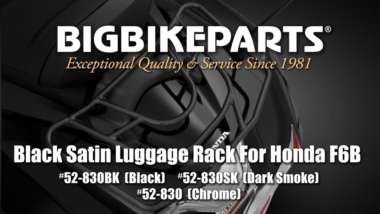 Show Chrome Accessories Rack Mount Kit 52-830M