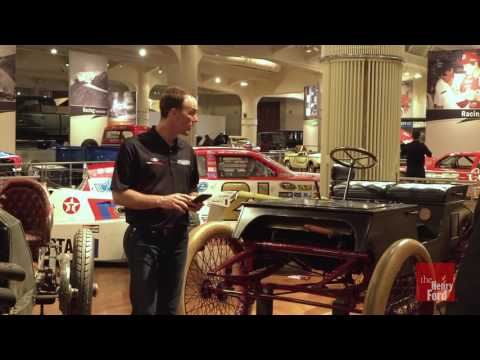 Stewart-Haas Racing Visits Henry Ford Museum of American Innovation