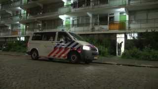 Arrestatie door gestolen lokscooter   Overtreders aflevering 30