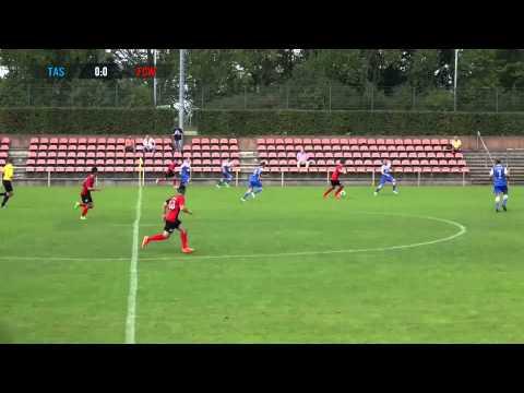 SV Tasmania Berlin - 1.FC Wilmersdorf (Berlin-Liga) - Spielszenen | SPREEKICK.TV