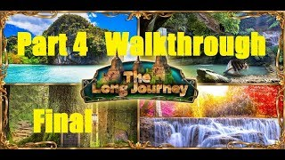 The Long Journey - Adventure Games & Point Click Part 4 Walkthrough Guide