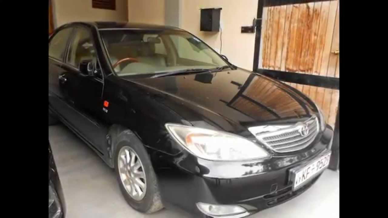 Auto For Sale In Sri Lanka: Toyota Camry Car For Sale In Sri Lanka