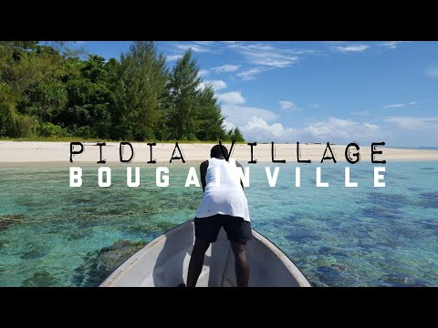 Adventures at Pidia Village, Bougainville | Papua New Guinea