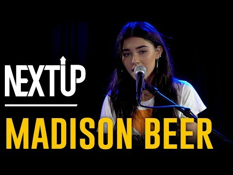 Madison Beer Performs,