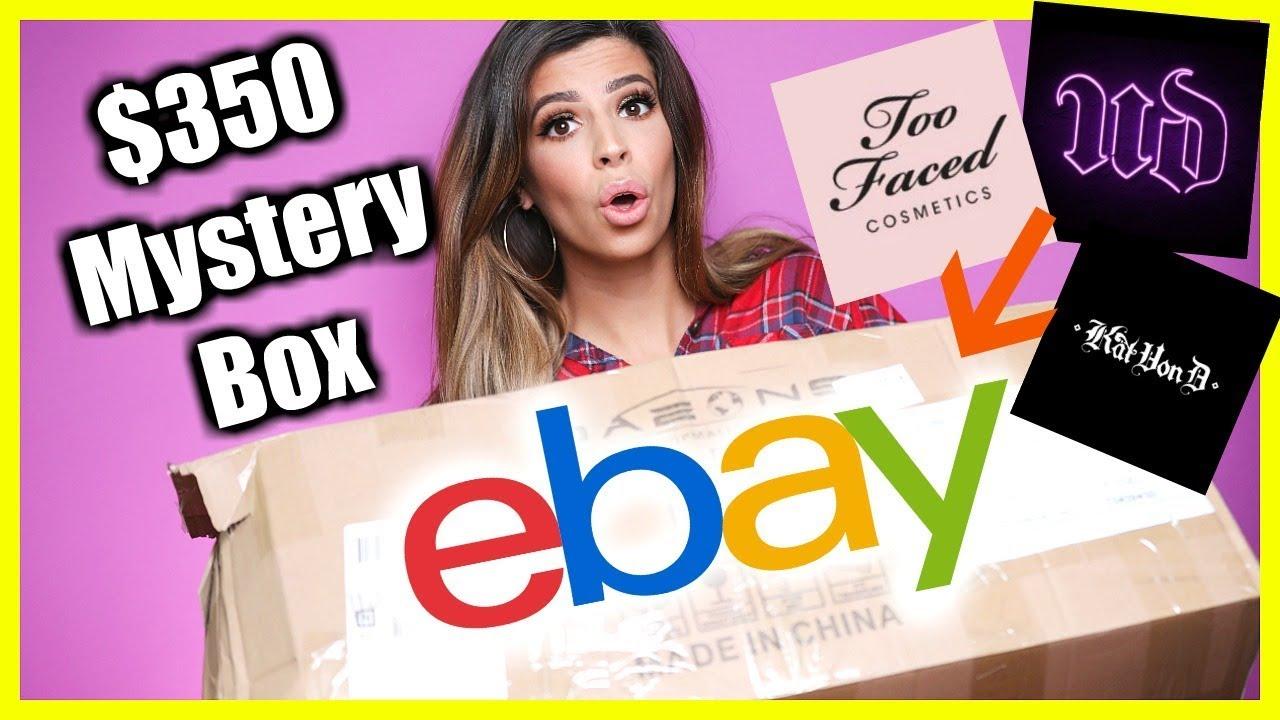 i-bought-a-350-ebay-beauty-mystery-box