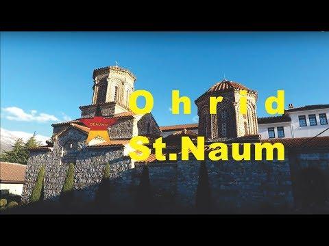 Ohrid St. Naum Macedonia Travel Video