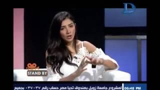ستاند باي  مى عمر تكشف كواليس عملها مع زوجها المخرج