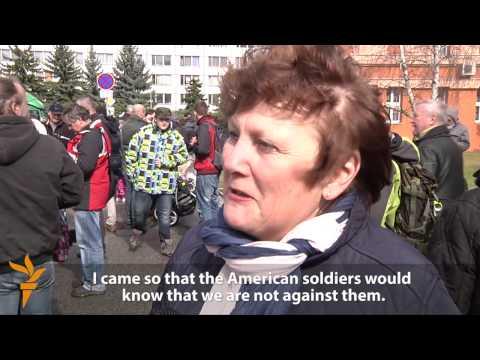 Beer n' Blues, As Czechs Bid Fond Farewell To U.S. Army