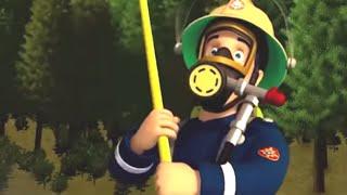 Feuerwehrmann Sam Deutsch Neue Folgen   Waldbrand 🚒Zeichentrick für Kinder