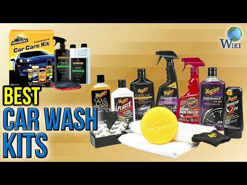10 Best Car Wash Kits 2017
