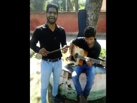 Sajna de naal dhoka nai kamai da by Jatinder Dhiman. Chamkila Tribute.