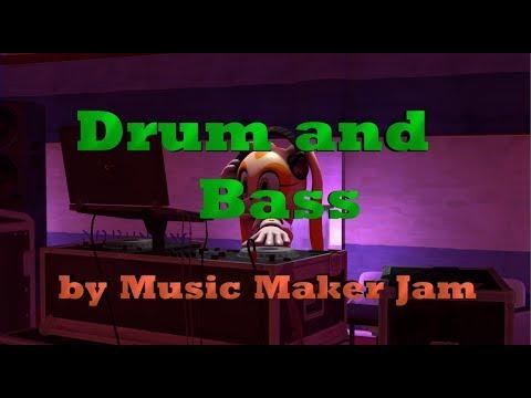 Drum and Bass (Music Maker Jam)