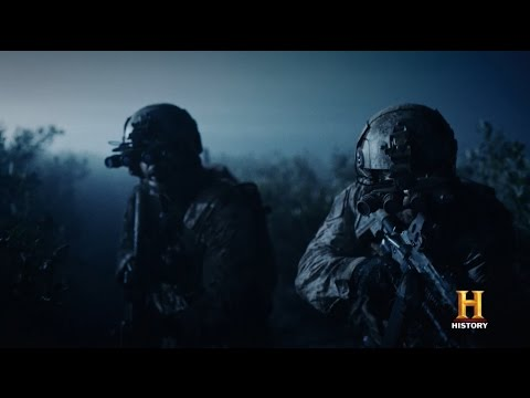Cast of History Channels SIX comes to SEALFIT