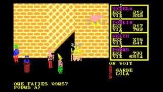 jeu Mandragore TO7/70 Infogrames (1985).avi