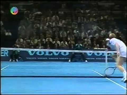 ATP WM 92 Becker vs. Courier