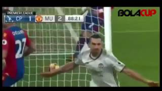 Crystal Palace 1 - 2 Manchester United All Goals // Extended // Premier League // 15/12/16