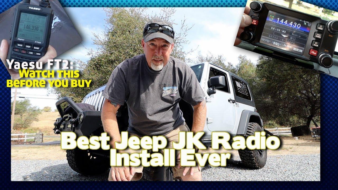 Best Jeep JK Ham Radio Install Ever | Yaesu FT2DR Mini Review Jeep Jk Radio Wiring Harness on toyota wiring harness, jeep wrangler trailer wiring, jeep tow wiring harness, jeep wrangler wiring harness connectors, radio wiring harness, jeep commander wiring harness, jeep wk wiring harness, jeep trailer wiring harnesses, jeep wrangler wiring diagram, jeep xj wiring harness, jeep liberty wiring harness, jeep cj7 wiring-diagram, nissan wiring harness, ford wiring harness, fj cruiser wiring harness, jeep wrangler aftermarket stereo, 1995 jeep wiring harness, dodge wiring harness, mazda wiring harness, jeep cj wiring harness,