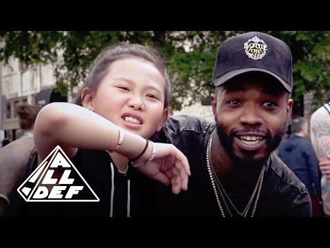 Ling Ling Hits The Streets Of SXSW