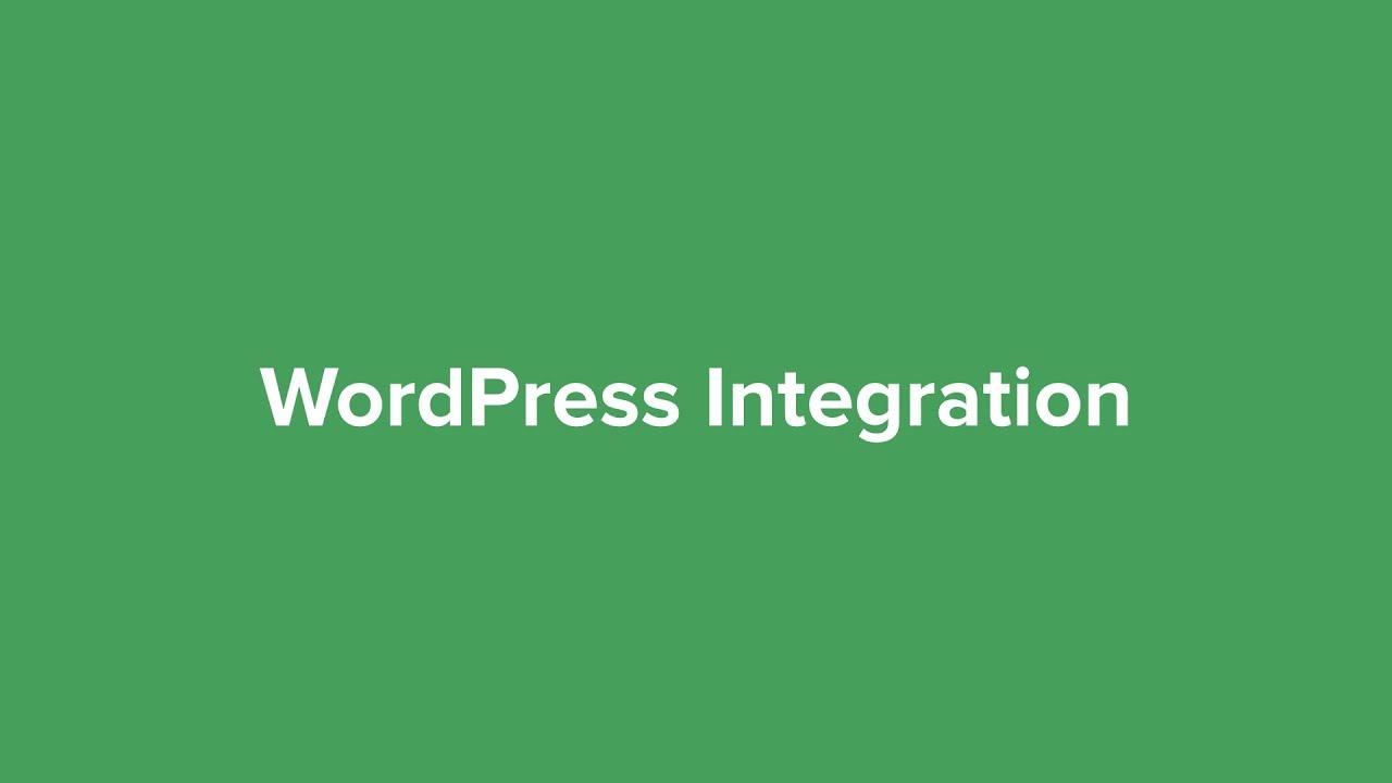 Wordpress & MailerLite Integration - Video Tutorial - MailerLite