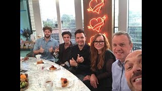 Tori Amos on Sunday Brunch 8/27/17