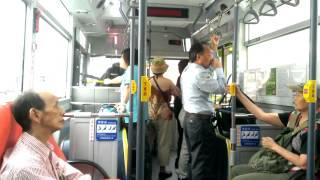 台北の路線バス【動画】