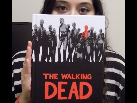 The Walking Dead: Book 1 review & in depth look (Comic Book) Hard Cover