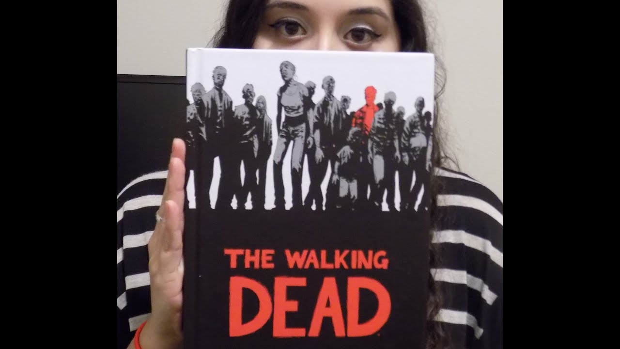 Книга the walking dead