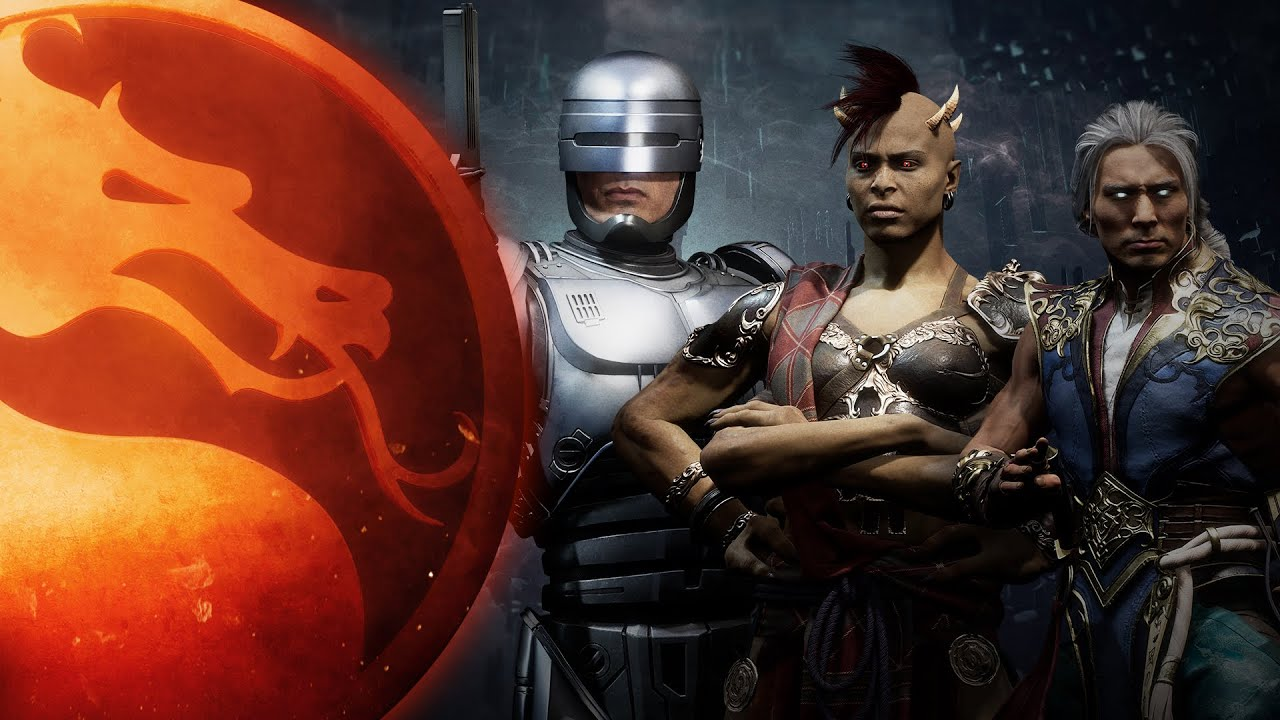 Mortal Kombat 11 Aftermath - GAMEPLAY TRAILER Español Latino.