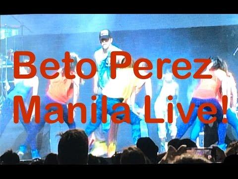 Beto Perez Zumba Fitness Concert Live in Circuit Makati Manila Philippines by HourPhilippines.com